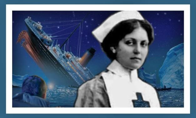 Sobrevivió al Titanic y a otros dos naufragios