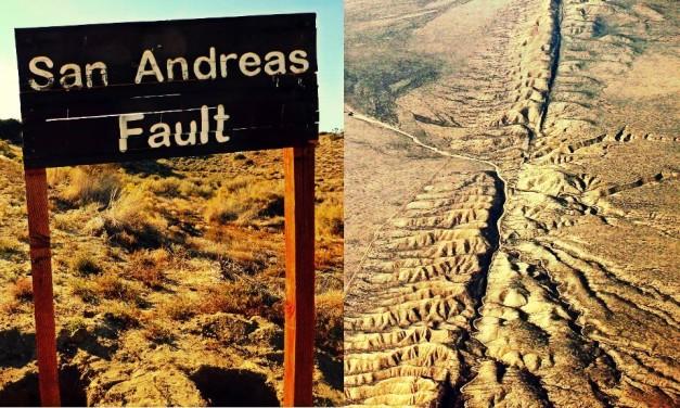 La Falla de San Andrés está cargada y lista para provocar un gran terremoto