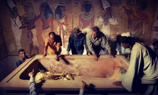 La daga con la que se enterró a Tutankamón… ¡era extraterrestre!