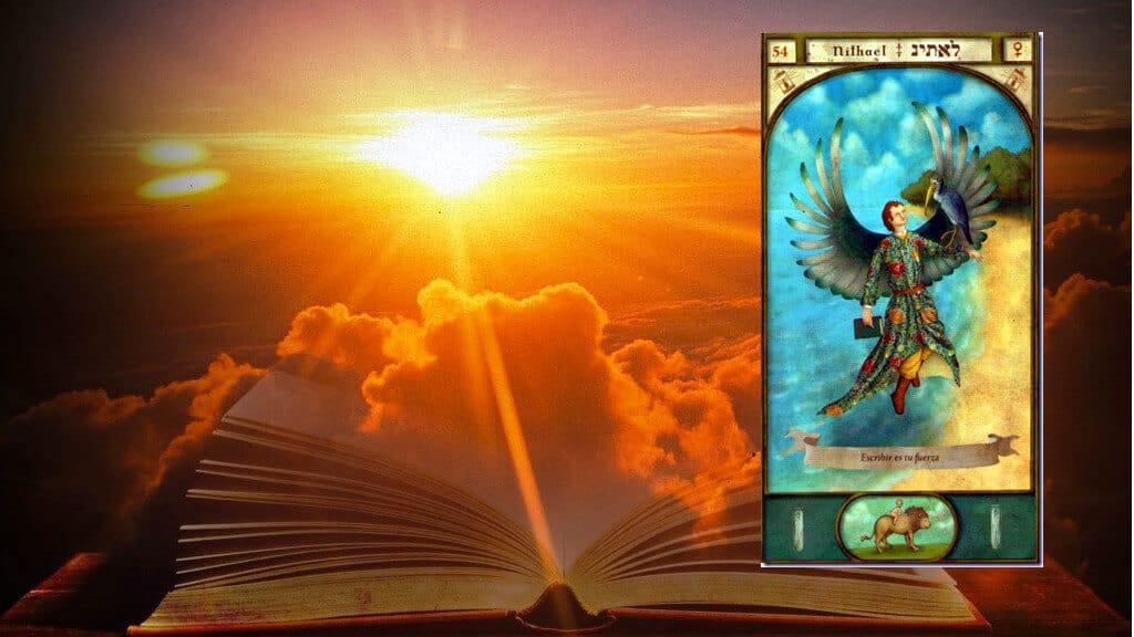 Ángel Nithael – Número 54 – Dios de los cielos