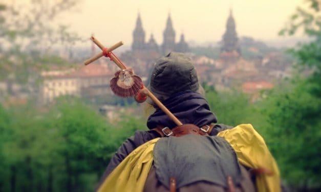 El Camino de Santiago de Compostela no es un paseo, es necesario entrenarse