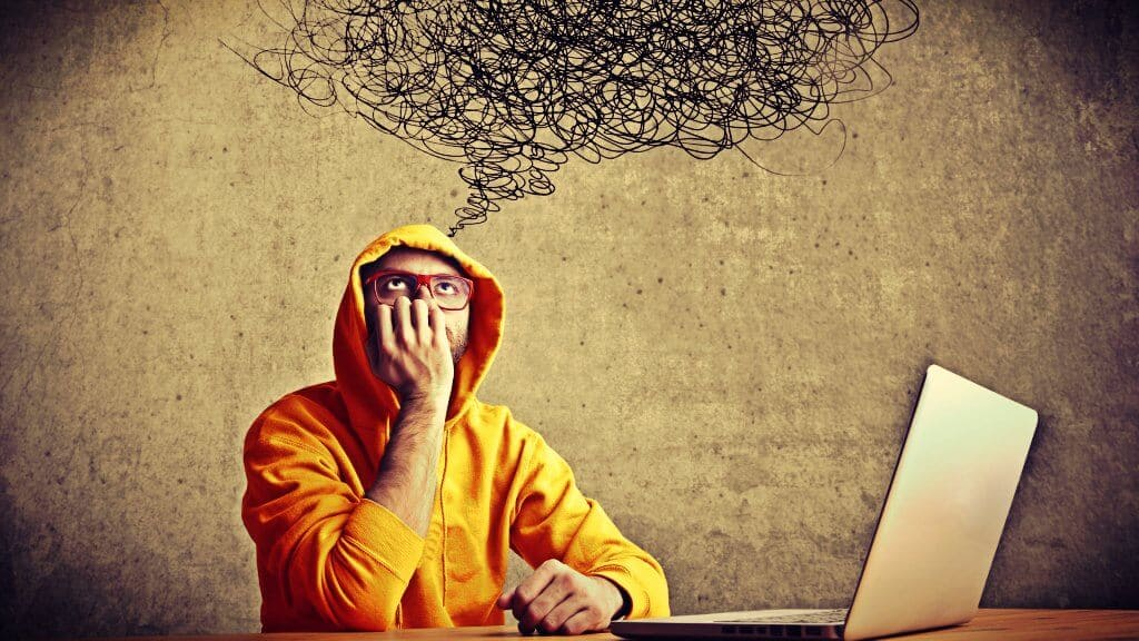 Limpiar nuestra mente de pensamientos negativos
