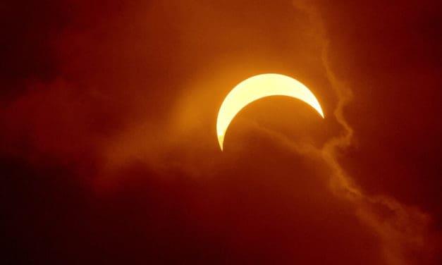 Eclipse Anular de Sol 01 de septiembre 2016