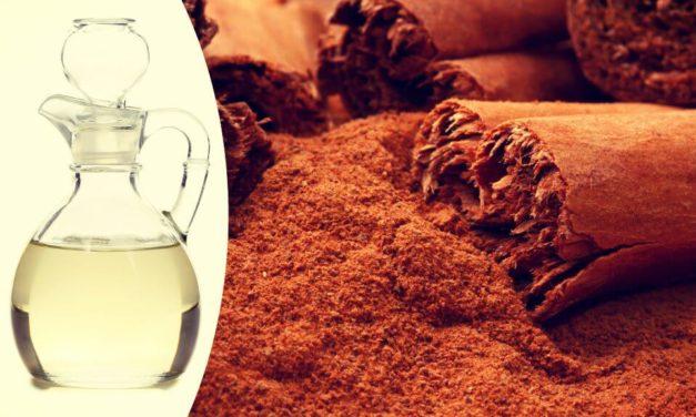 Vinagre y Canela — Limpieza energética para el hogar