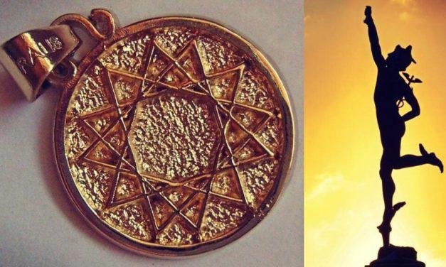 Medalla de Mercurio Retrógrado – La Estrella de 12 puntas
