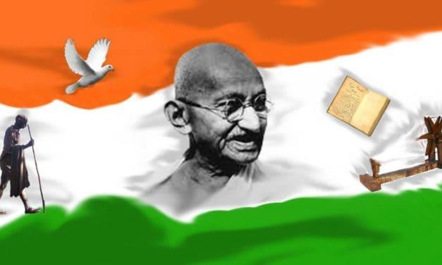 El Espejo de Gandhi — Reflexiones de Fe y Esperanza