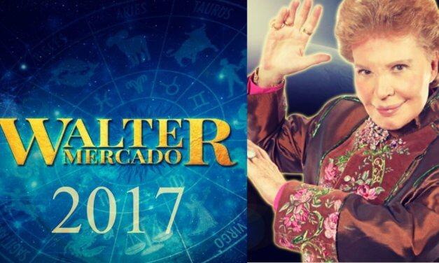Predicciones Walter Mercado 2017 Signos del Zodíaco