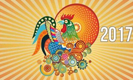 Horóscopo Chino 2017 – Año del Gallo de Fuego