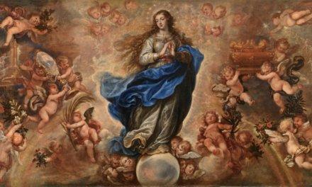 Diciembre y la fiesta de la Inmaculada Concepción