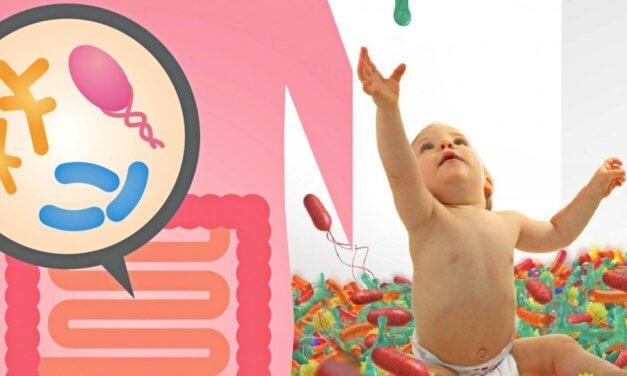 Problemas de microbioma en niños y adultos