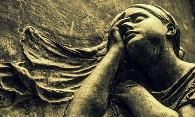 A medida que se acerca la muerte, las visitas de amigos y familiares muertos se vuelven cada vez más frecuentes