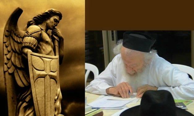 Rabino entrega Profecía antes de morir – El Arcángel Miguel se levantará, porque éstos son tiempos difíciles