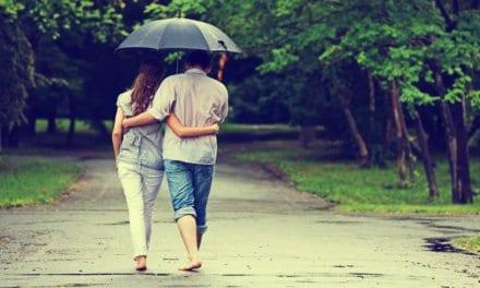 Con tu novio te preguntas si sigue amándote, con tu compañero de vida no necesitas siquiera preguntártelo