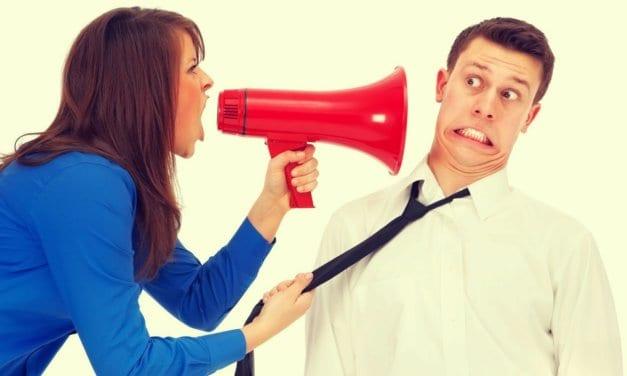 Y a ti ¿Qué es lo peor que te ha pasado con una persona gritona?