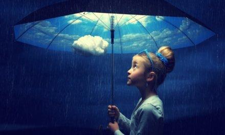 Terapia de la lluvia – Alejar a la preocupación