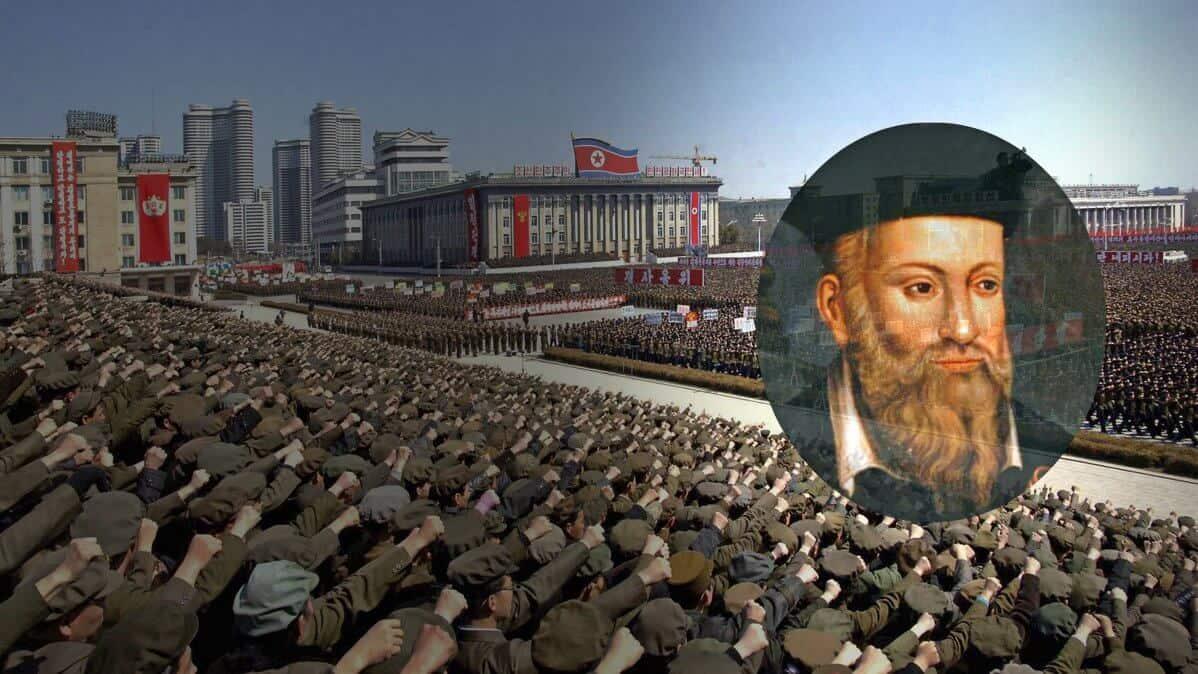 ¿Predijo Nostradamus el conflicto de Corea del Norte?