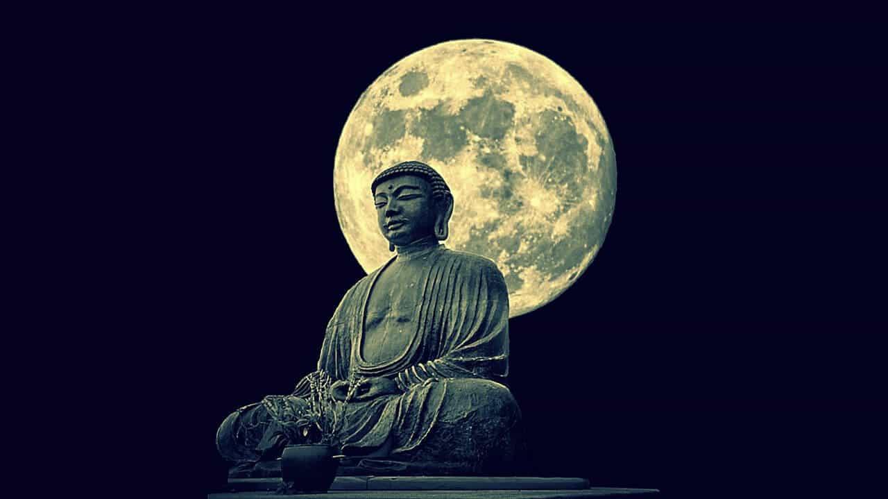 Luna de Wesak o Luna de Buda y La Energía de la Luna Llena en Escorpio