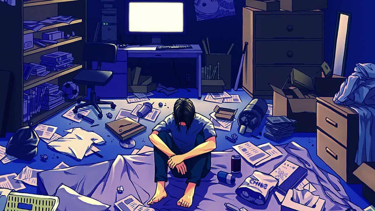 Japans Problem With Recluses Known As Hikikomori Steemit