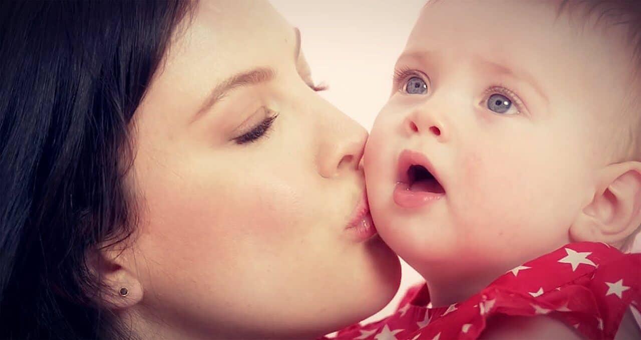 Hay sólo una madre perfecta en este mundo, Y cada quién tiene la suerte de tenerla