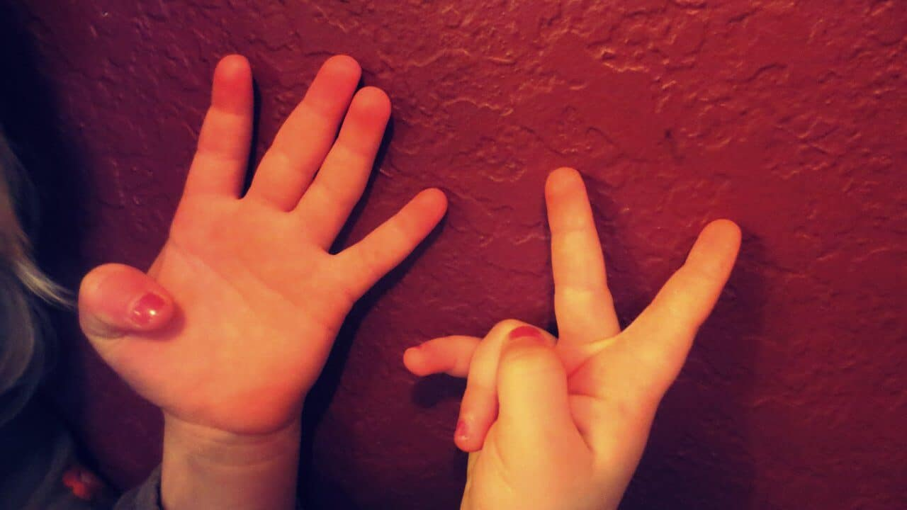 Decálogo de lo que no debemos hacer con nuestros hijos