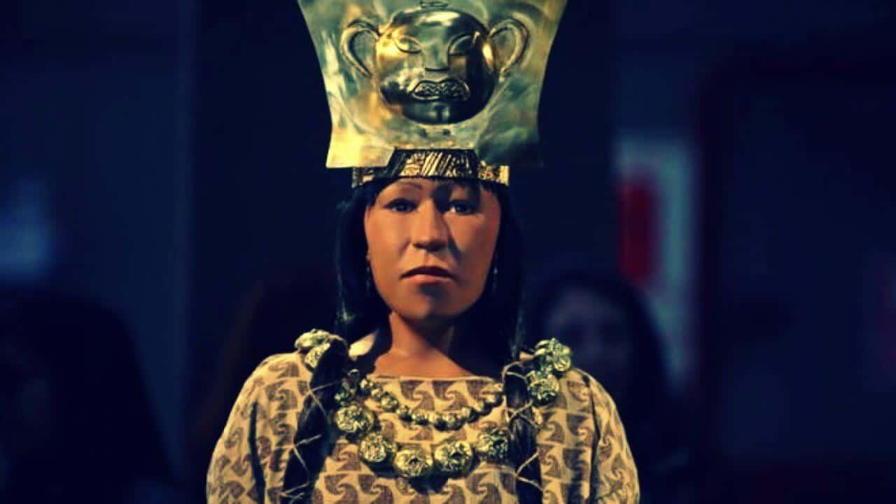 La poderosa mujer que gobernó en Perú hace 1.700 años