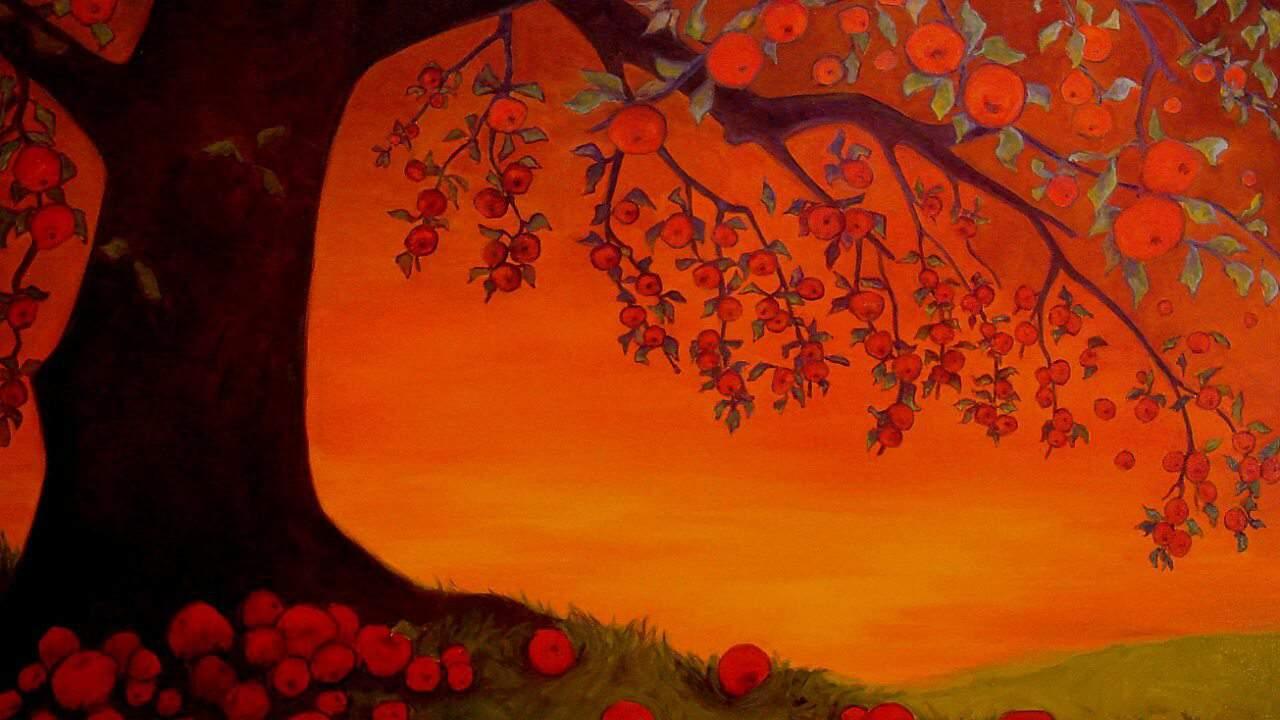El árbol de las manzanas – Reflexiones y Pensamientos