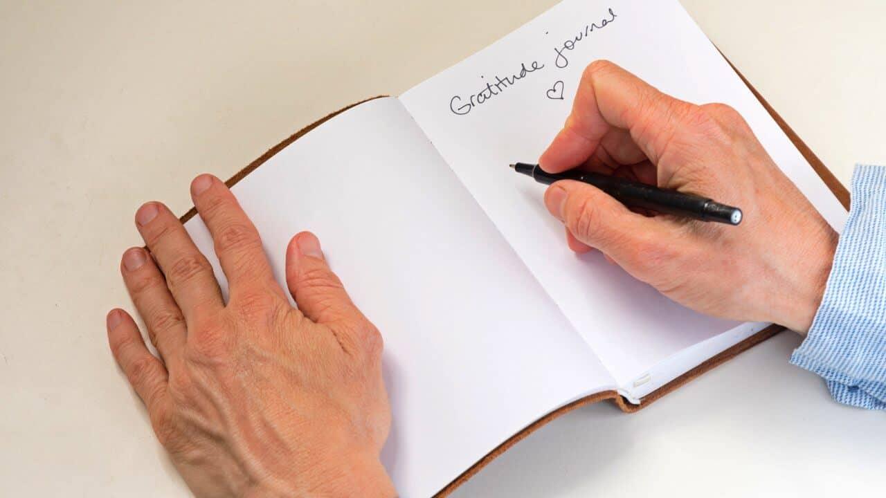 ¿Hace cuánto que no te sientas a escribir sobre tu vida? Tu cuerpo lo agradecería