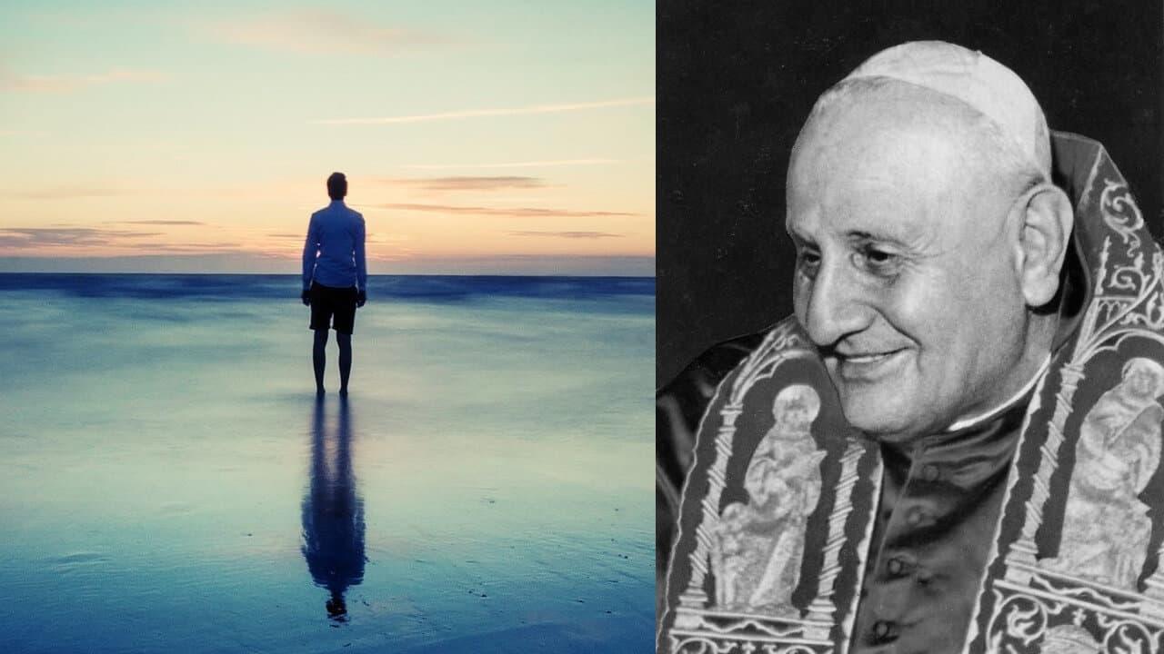 Decálogo de la serenidad de Juan XXIII