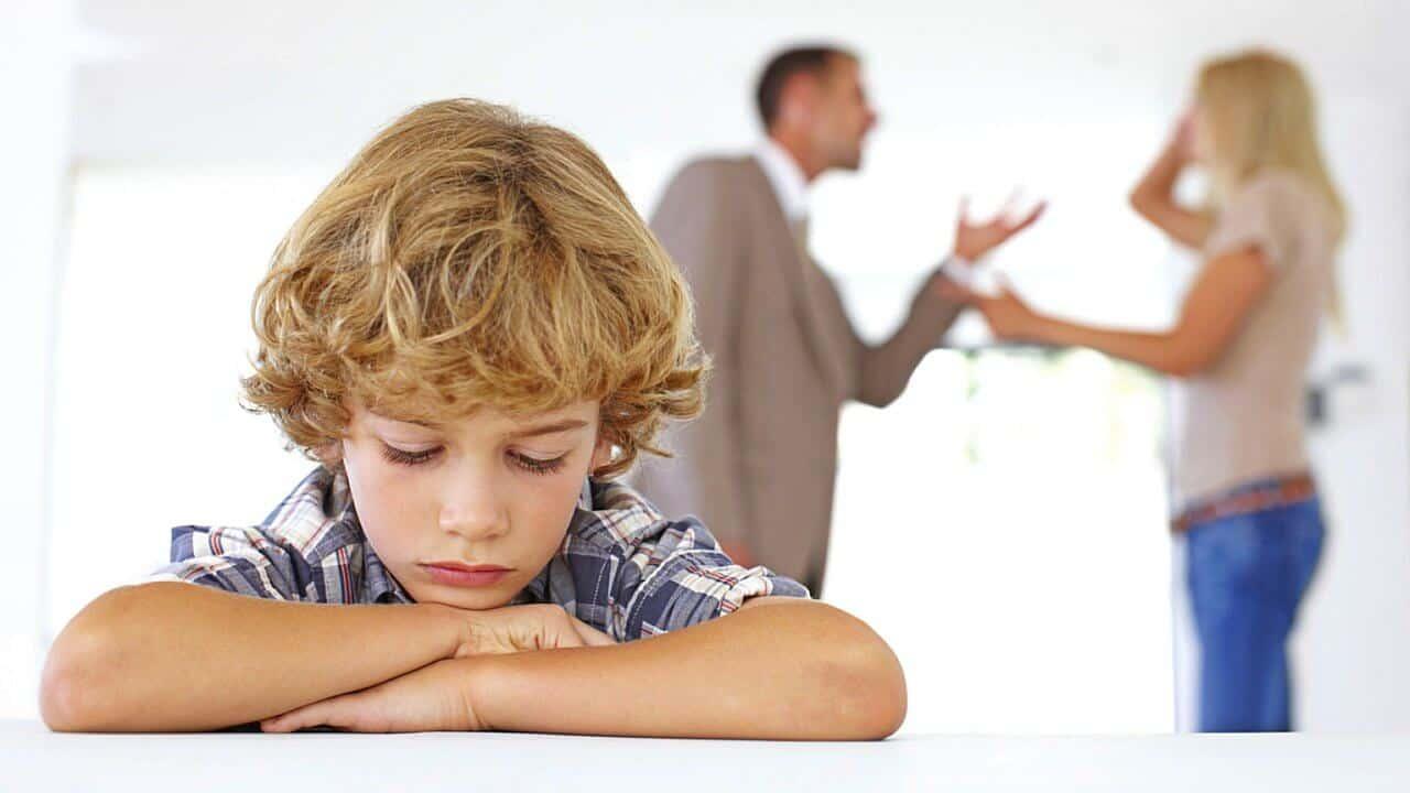 Síndrome de los hijos del divorcio