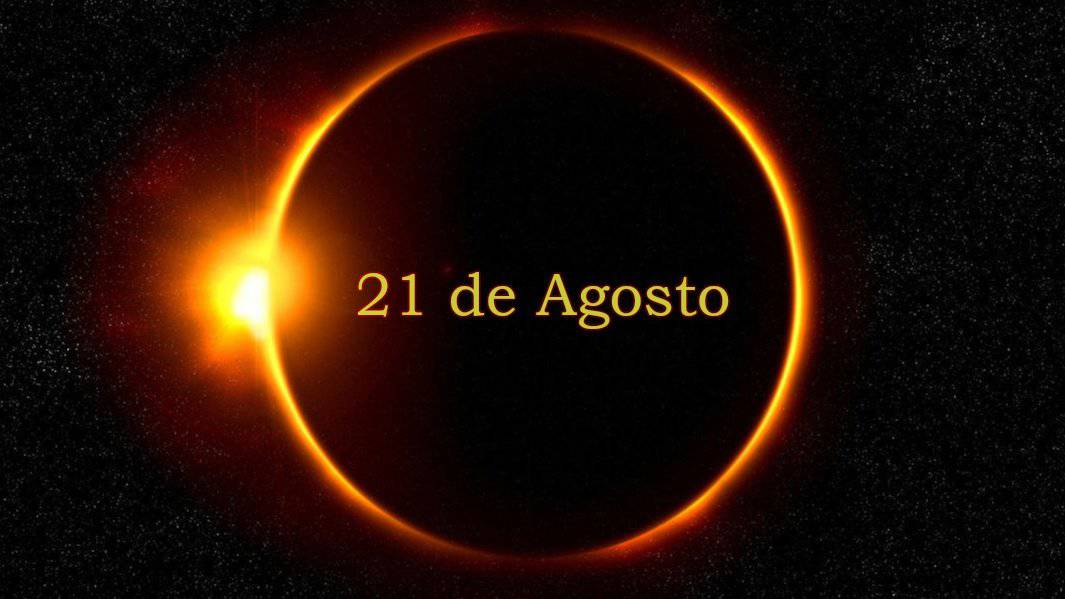 Eclipse Total de Sol 21 Agosto 2017