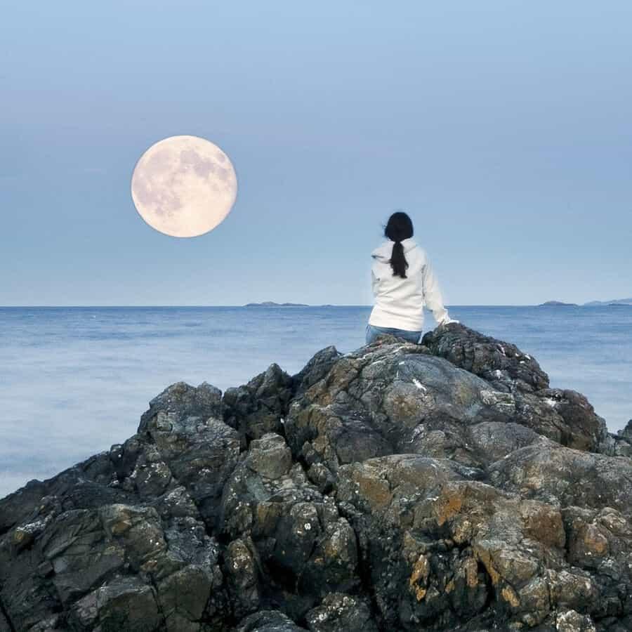 Luna Llena en Piscis y Marte en Virgo