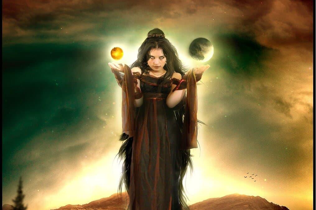 Luna Llena en Aries y ERIS y Urano en conjunción