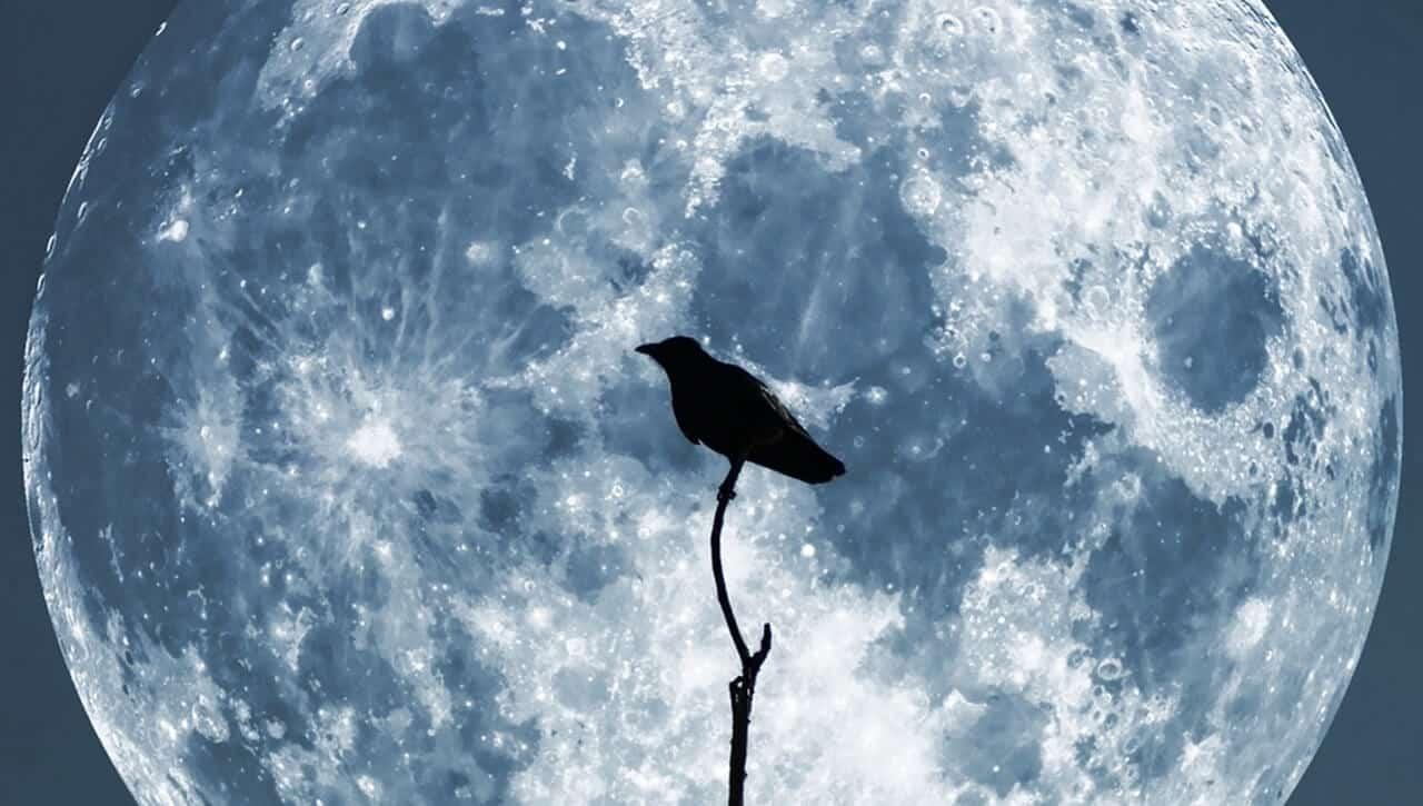 Luna de Sangre Azul 2017