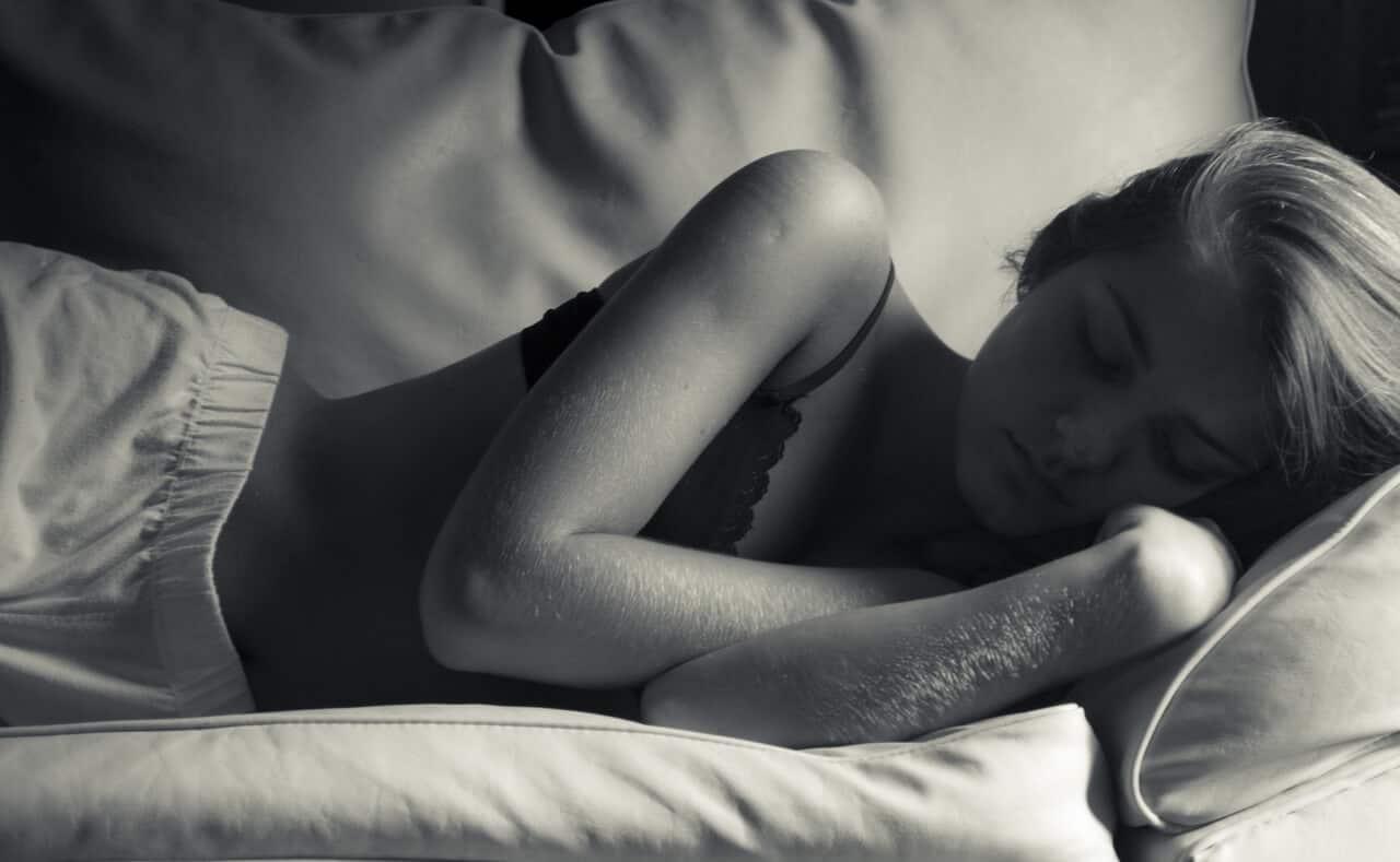 Cosas extrañas que ocurren mientras duermes